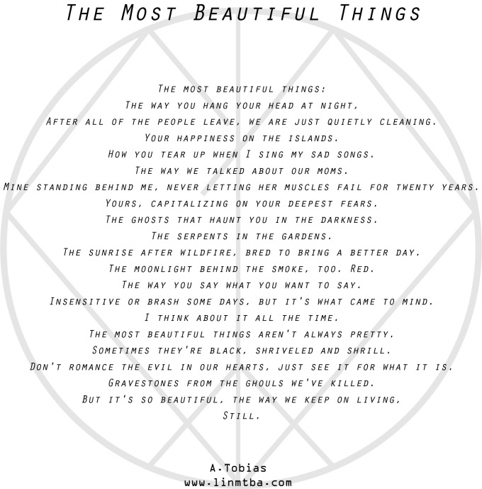 2017.9.13- The Most Beautiful Things.jpg