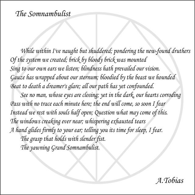 2018.2.28- The Somnambulist.jpg