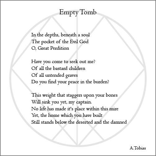 2018.7.11- Empty Tomb