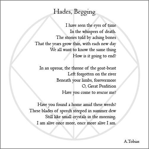 2018.7.18- Hades Begging
