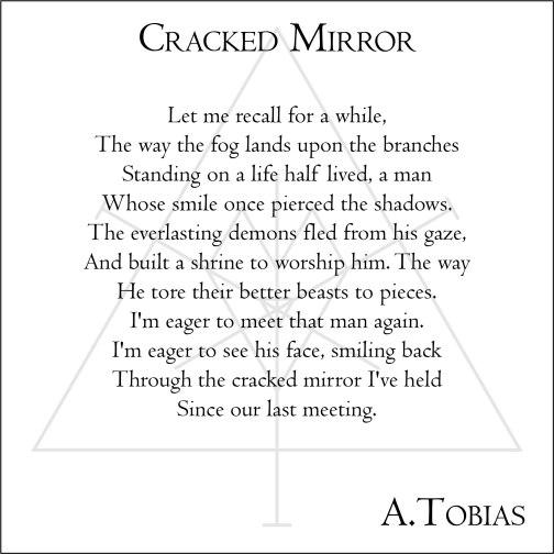 2018.12.12- Cracked Mirror